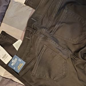 New Hollister black skinny jegging